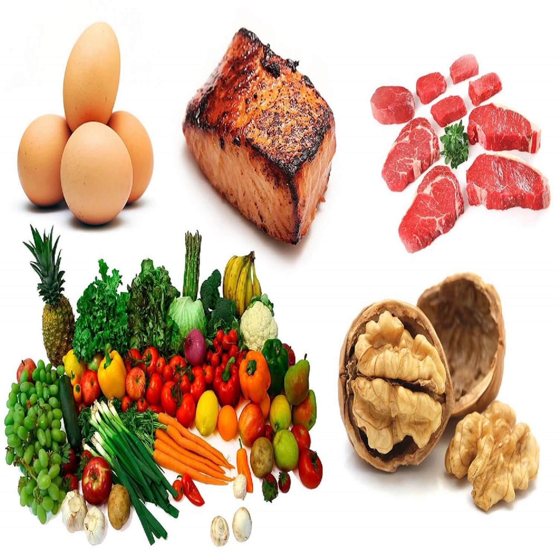 برنامه غذایی سالم