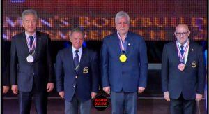 قهرمانی ایران در جهان