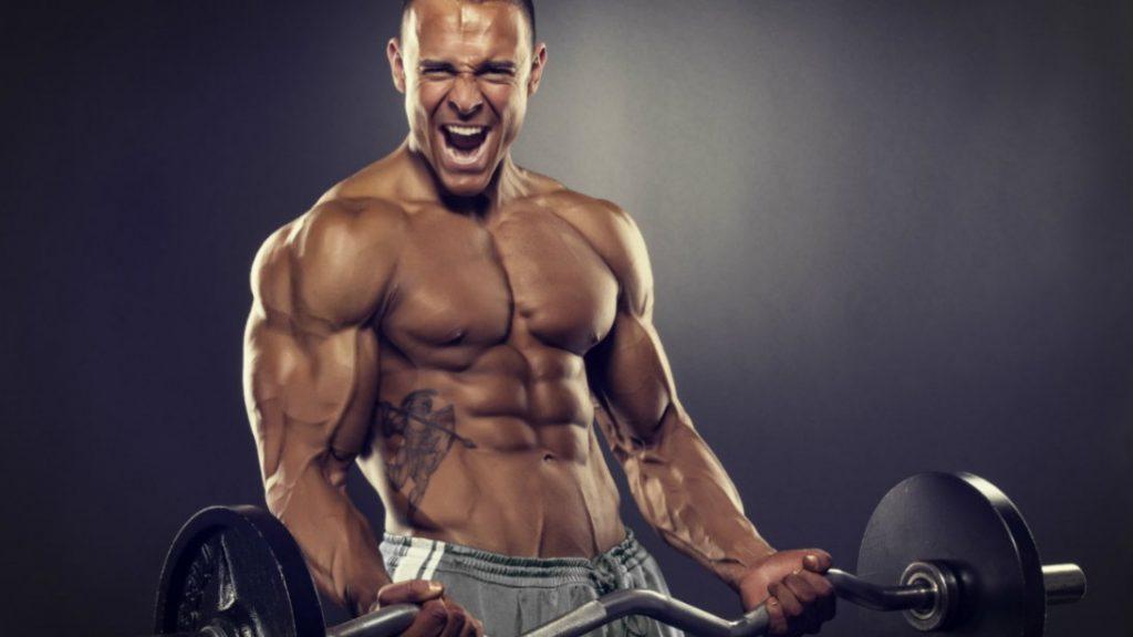 لرزش عضلات