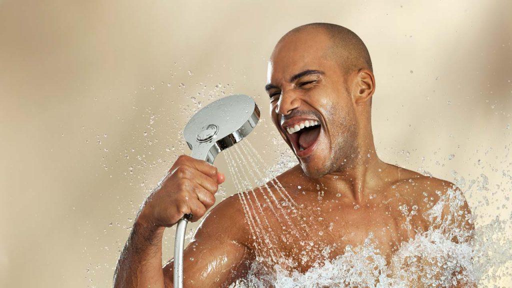مزایای استفاده از دوش آب سرد