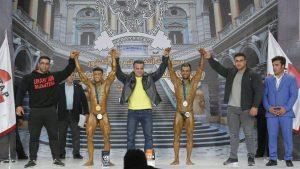 قهرمانان دسته اول بادی کلاسیک