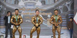 قهرمانان وزن ۵۵ کیلوگرم