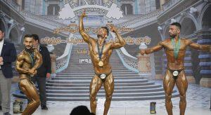 قهرمانان وزن ۶۰ کیلوگرم