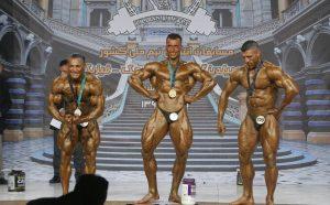 قهرمانان وزن ۹۰ کیلوگرم