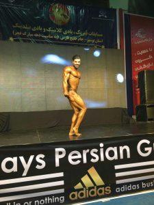 مسابقات قهرمانی استان بوشهر جام خلیج فارس 4