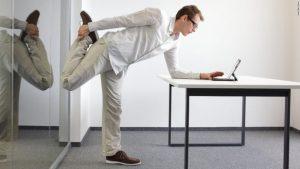 یک ساعت ورزش برای جلوگیری از خطرات بلند مدت نشستن