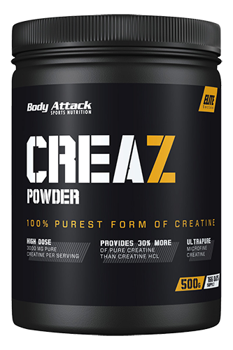 کریز بادی اتک CREAZ BODY ATTACK