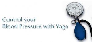 یوگا و فشار خون