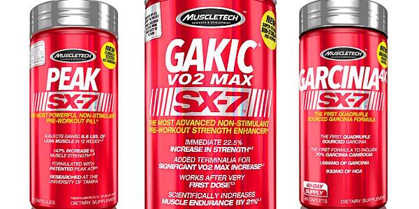 GAKIC VO2 MAX SX-7