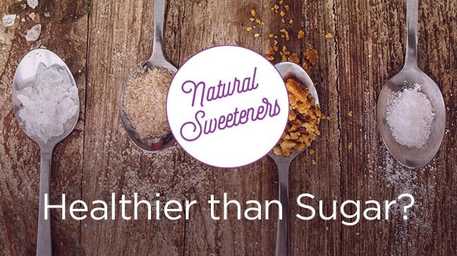 شیرین کننده های طبیعی