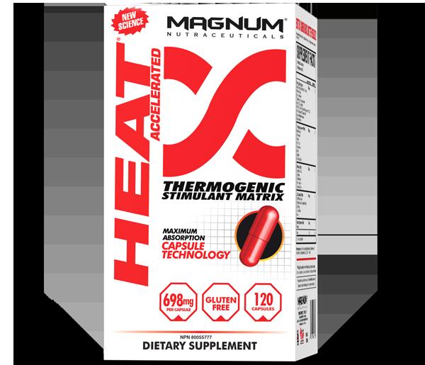 مگنوم هیت تقویت شده Magnum Heat Accelerated