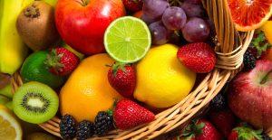 میوه به عنوان شیرین کننده طبیعی