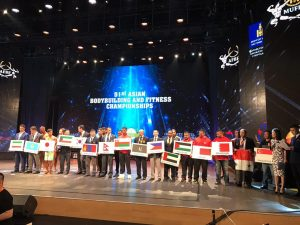مسابقات آسیایی مغولستان ۲۰۱۷ 1