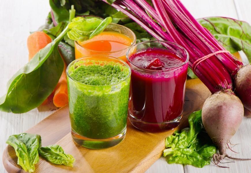 پاکسازی بدن با مواد طبیعی و سبزیجات و میوه ها