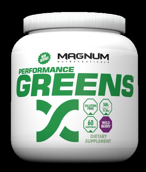 مگنوم پرفورمنس گرین
