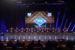 مسابقات بدنسازی جام الماس خلیج فارس
