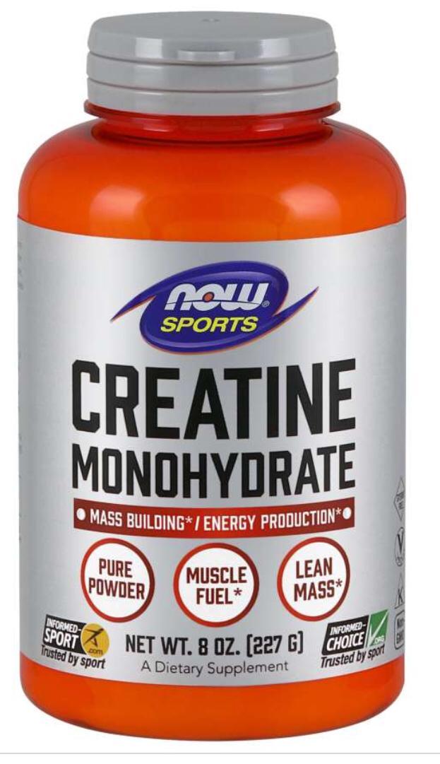کراتین منوهیدرات (creatine monohydrate)