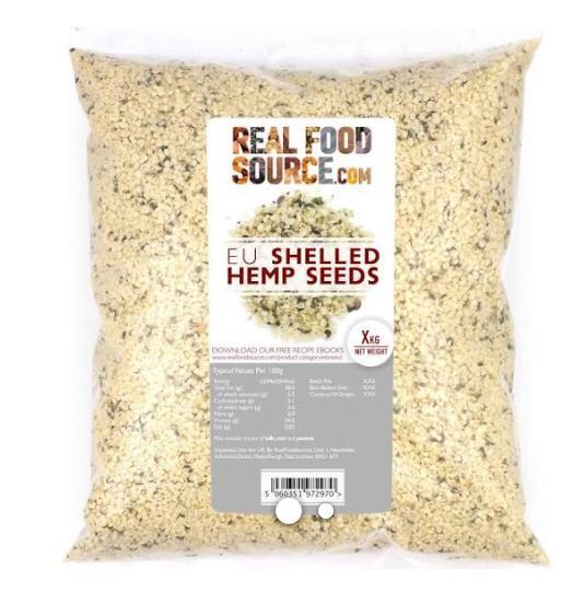 دانه های کنفی Hemp seeds