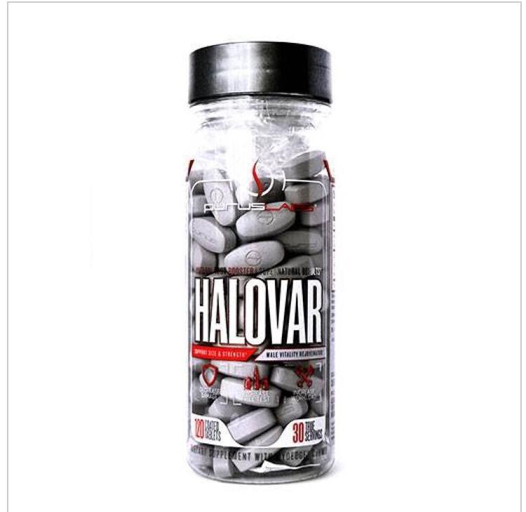 قرص بدنسازی Halovar