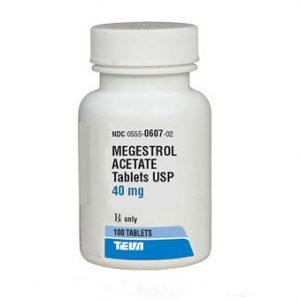 قرص مجسترول megestrol