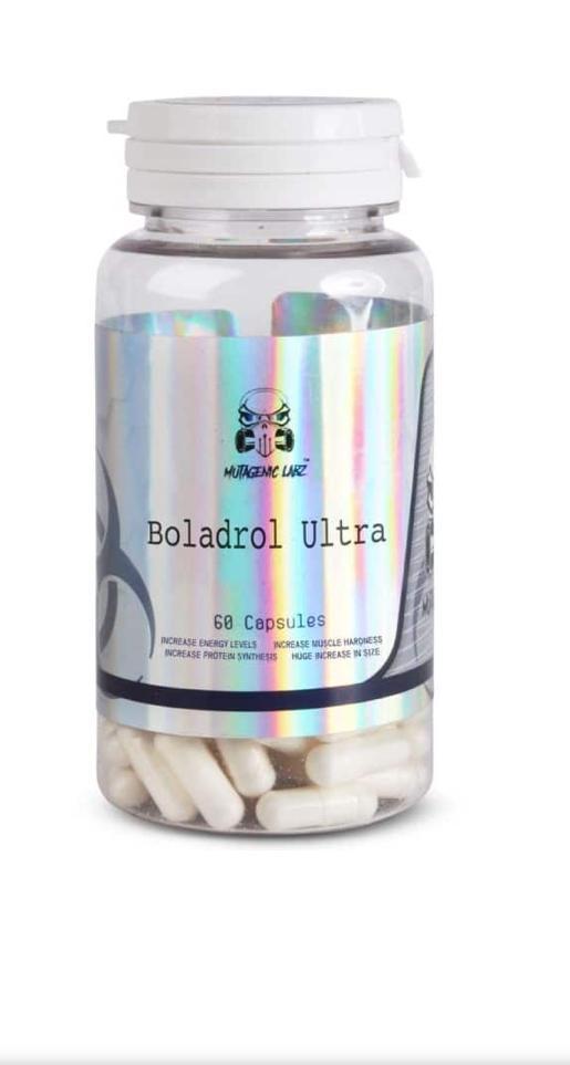 پیش هورمون بسیار قوی به نام Mutagenic labs Boladror 2mg x60